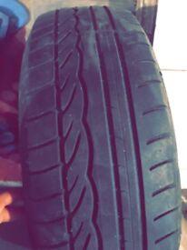 Corsa spare wheel