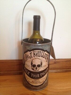 Bethany Lowe Apothecary Wine Bucket--New This Year
