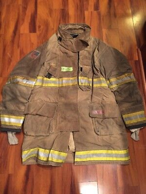 Firefighter Globe Turnout Bunker Coat 55x40 G-xtreme Halloween Costume 2014