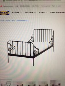 IKEA children's bed - brand new (mattress included)