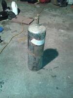 Offering 40 Cu/Ft  [ B Tank ] Acetylene Welding Tank