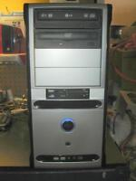 MDG GAMER INTEL DUAL CORE 3.00 REFURBISHED TOWER COMPUTER WIN7