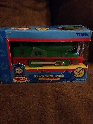 TrackMaster Percy With Track