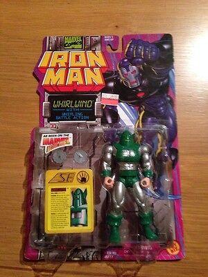 Marvel ToyBiz Iron Man Action Figure, MOC Sealed Fantastic Four #46117