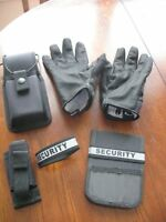 Security Guard Duty Belt - Accessories  etc