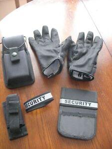 Security Guard Duty Belt - Accessories  etc Peterborough Peterborough Area image 1
