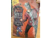 WICKED WEREWOLF FANCY DRESS OUTFIT SIZE M/L GREAT FOR PARTY OR STAG DO
