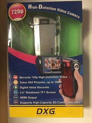 Видеокамеры DXG (Radio Shack Brand) 720p