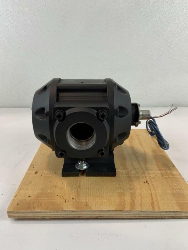 FPP Meters Oval Gear Pulse Flow Meter Pump TS15A-X