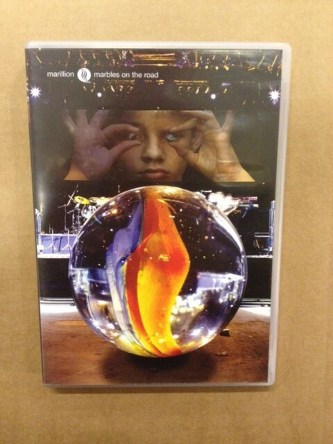 Marillion:Marbles On The Road(UK DVD 2004)London Astoria Live Sold Out Gigs Rock