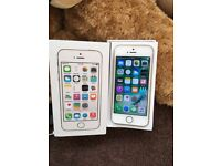 iPhone 5S Vodafone/ Lebara Gold Immaculate Condition