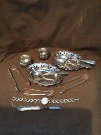 Hallmarked Silver