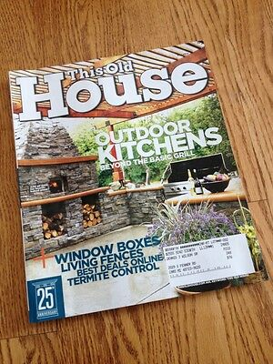 This Old House Magazine  May 2004