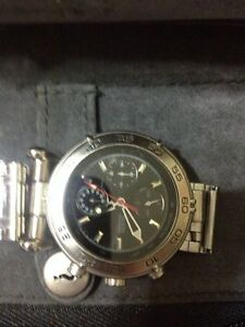 Guess Watch WaterPro for Men, with Case, New Condition! West Island Greater Montréal image 1