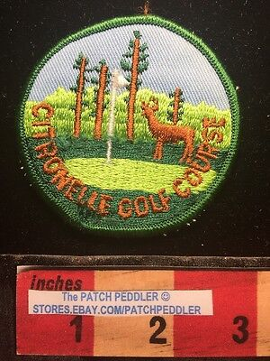 CITRONELLE GOLF COURSE (MILL CREEK?) Green BORDER VERS. ALABAMA PATCH (Citronelle Green)