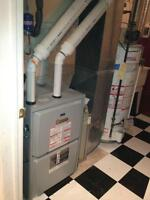 Furnace, Fireplace and A.C. Service and Installation