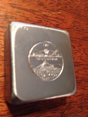State Of Tennessee Agricultural And Commerce Metal Square Number 225