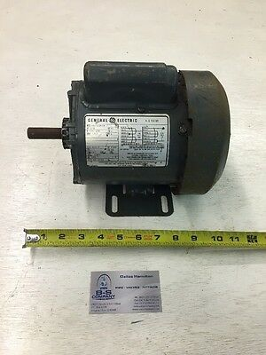 General Electric Ac Motor 14hp 1725rpm Single Phase