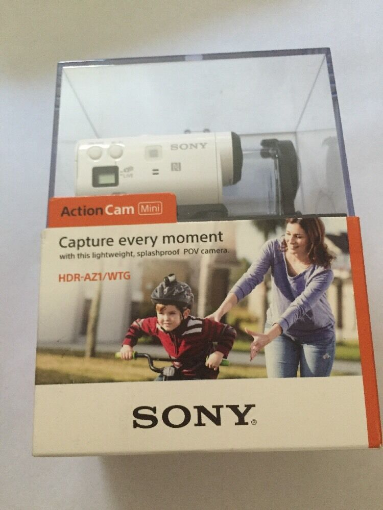 Sony HDR-AZ1 from eBay