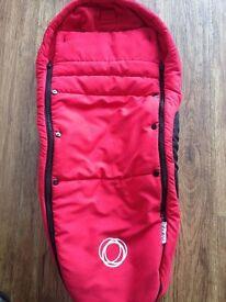 Bugaboo Cocoon Sleeping Bag (red)