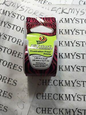 Duck 280289 Packaging Tape Ez-start 1.88 X 15 Yards