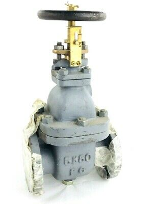 2 Flanged Steel Gate Valve 5k50 Fc P5f22 St 7 Inlet To Outlet