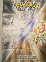 Pokeman Gold and Silver Poster