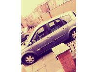 For sale or swap 56 Renault grand Scenic 7 seater 1.9 cdti Diesel Low millage start and drive good