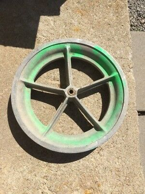 Greenlee 653 15364 Sheave Only - 24 Diameter X 5 Wide - Sheave Wheel Only