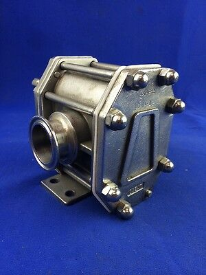 Oden Stainless Steel Positive Gear Pump