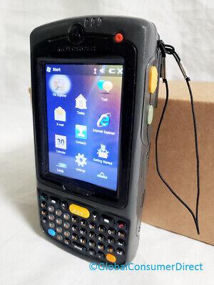 Motorola Mc75a0 1d Laser Barcode Scanner Pda Wm6.5 Wifi Camera Bt
