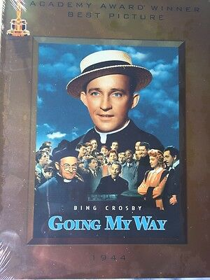 Going My Way   Holiday Inn Dvd New Factory Sealed   Irving Berlin  Bing Crosby