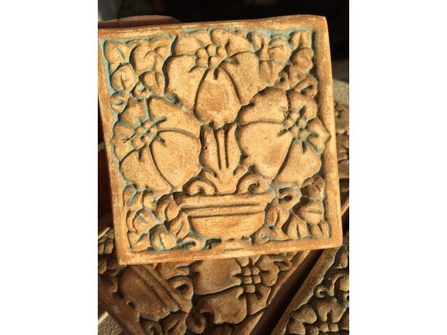 Original Rare Antique Batchelder Tiles