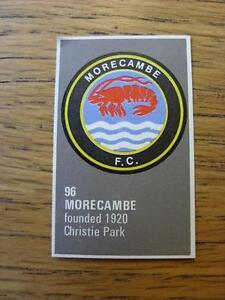 1971-1972-Bartholomew-Football-Map-Club-Badge-Cut-Out-096-Morecambe