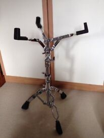 Mapex 600 Series Double Braced Snare stand ,free Dixon Snare Stand (Free P+P)