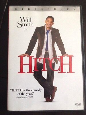 Hitch Movie  Dvd  2005  Widescreen   Will Smith