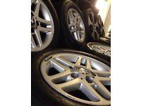 15inch genuine bmw Alloys Wheels 3 1 Series Vw T5 5x120 e36 e46