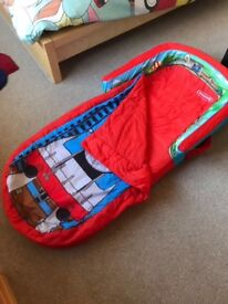Thomas the Tank Engine Ready Bed..