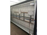 Heras Security Mesh Fencing