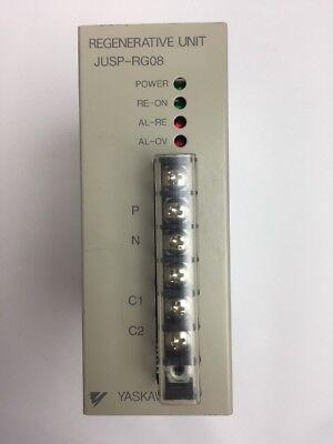 Yaskawa Jusp-rg08 Regenerative Unit