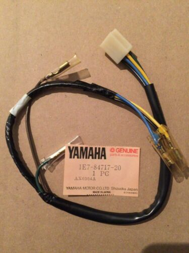 YAMAHA RD125 1E7 1978 1979 1980 Electric Wire Harness N.O.S