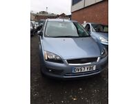 Ford Focus 1.6 Zetec 5 door hatchback 12 month mot £1250