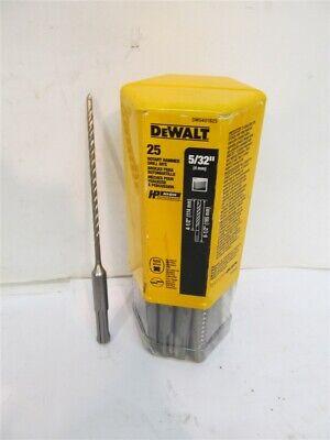 Dewalt Dw5401b25 532 X 4-12 X 6-12 Sds-plus Rotary Hammer Drill Bit 25ea