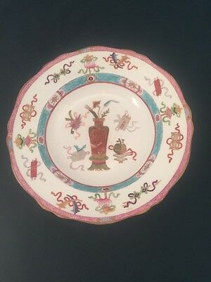 Antique English Porcilain Minton B193 Shallow Bowl Plate