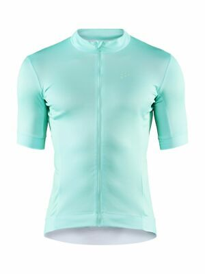 Womens ECOS Cycling Jersey Turquoise $50 M Medium