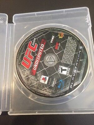 Used, PS3G507 UFC Undisputed 2009 (Sony PlayStation 3, 2009)GET IT FAST!!! for sale  Shipping to Nigeria