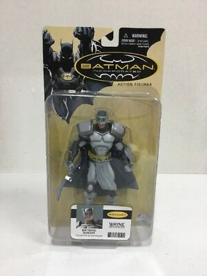 DC Direct Batman Incorporated Series 1 Batman Knight Action Figure
