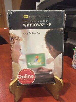 Best Buy Learning Place: Unleash the Power of Windows XP (PC, 2002) Mfg. Sealed