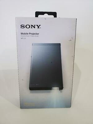 Sony Mobile Projector with HD Resolution Wi-Fi and HDMI (MPCL1)USED