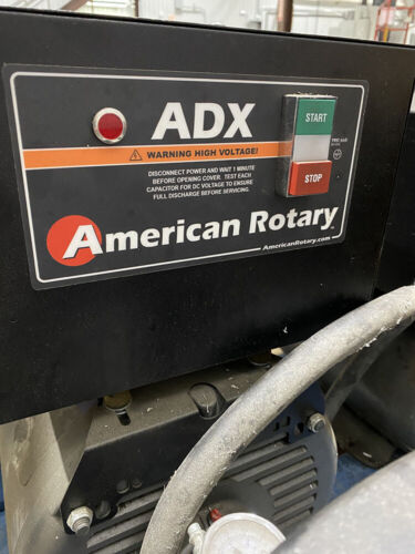American Rotary Phase Converter ADX20 - 20HP 1 to 3 Three PH Converter